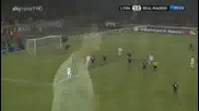 Cristiano Ronaldo vs Lyon Hd 720p Real Madrid