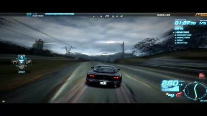 Need For Speed World - Elvade