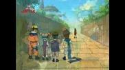 Naruto - Епизод 20 - Започва Изпитание Изпита За Чуунин Bg Audio