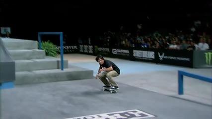 Улична лига - Skateboard - Monster Energy