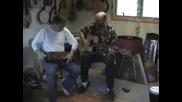 Symphonie Style Hurdy - Gurdy & Acoustic Bass Guitar