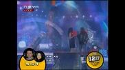 Наско и Ива с на Ceca - Lepi grome moj - Пей с мен 12.05.08 *hq*