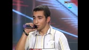 Арменец впечетли журито с гласа си / X - Factor