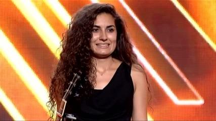 Ана Миткова - X Factor Кастинг (24.09.2015)