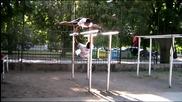 Emil Dimitrov Birthday - Street Fitness