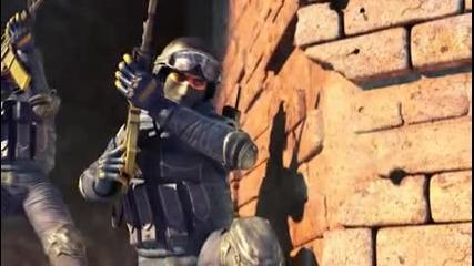 Counter - Strike:online 2008 Trailer (високо Качество)