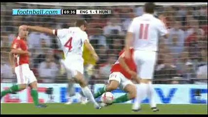 Англия 2 - 1 Унгария