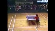 Невероятно Умения По Тенис На Маса