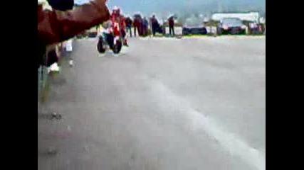 Мокуш от Унгария на летище Сливен 10.07.2010
