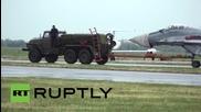 """Американски военен в България: """"Въздушното превъзходство е крайъгълен камък на нашия съюз."""""""