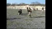 Shooting - American Army Training