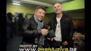 Serif Konjevic - Ti si ko divna srebrna duga (hq) (bg sub)