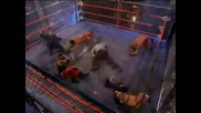 W S X - Team Dragon Gate vs The Filth & The Fury ( Exploding Cage Timebomb Deathmatch )