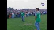 Борис Дали И Константин Ритат Топка На Стадиона в Пазарджик