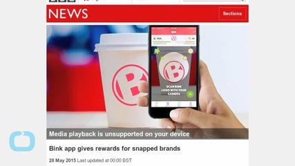 App Gives Rewards for Snapped Brands