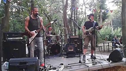 Бирен фест в Бургас - 4 август 2019 с група G.A.N.G. -