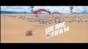 Za Vsichki Fenove Fifa 14