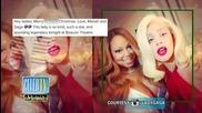 Diva Alert! Lady Gaga and Mariah Carey's Selfie!