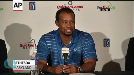 Tiger Woods Announces He Will Compete in 2015 Masters at Augusta National