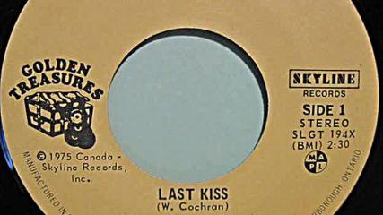 Wednesday - Last Kiss 1974