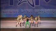 Тези млади танцьори заслужено спечелиха първото място в конкурса