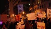 USA: Chinatown shutdown as Black Lives Matter march through US capital