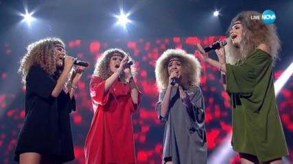 4 MAGIC в битка, за да продължат напред с песента Who's Lovin You - X Factor Live (26.11.2017)