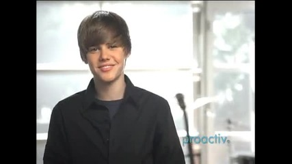 Justin Biebers hair