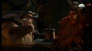 Как Да Си Дресираш Дракон 2010 Бг Аудио Част 1 Tv Rip Кино Нова