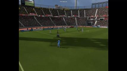 Fifa 14 - Free kick от 41yrd
