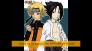 Sasuke And Naruto Fan Art
