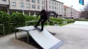 Животът на един скейтър се обърна на 180 градуса