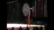 Спортна Акробатика - Смесена Двойка Сащ
