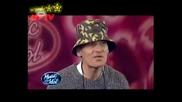 Music Idol 3 Борис Карашев Пее Песен За Бдж 10.03.2009