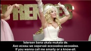 Hadise - Prenses (prevod) (lyrics)