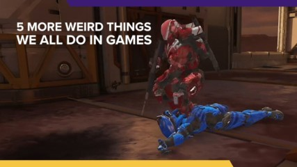 5 More Weird Things We Do In Games
