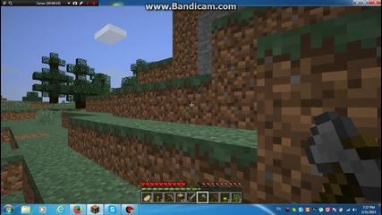 Minecraft 1.8 Survival ep.3 minata