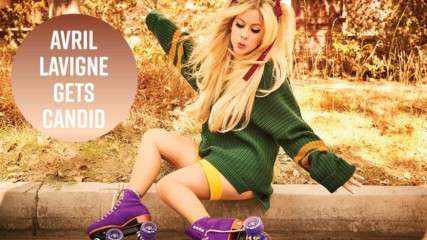 Avril'shonest interview: 'I had accepted that I was dying.'