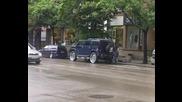 Син Hummer По Улиците На София (Част 2)