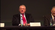 Serbia: Radical Party leader Vojislav Seselj unveils new book in Belgrade