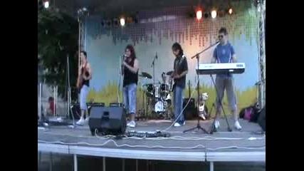 Sabotage - Приятел & ден (live in Silistra)