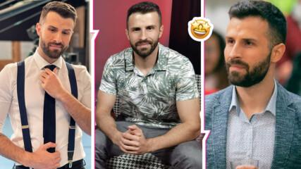 Най-желаният ерген: Георги Блажев за онлайн запознанствата, голите снимки и моногамията