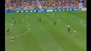 Австралия 0:3 Испания (бг аудио) Мондиал 2014