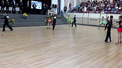 Спортни танци - Купа България, Русе 2019/7