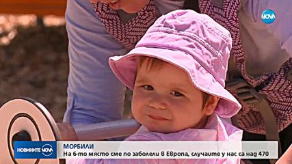 Нараства броят на заразените с морбили в София и в Софийска област