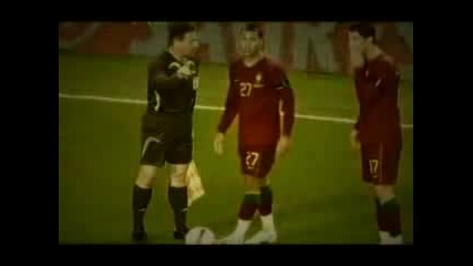 C. Ronaldo Vs Ricardo Quaresma 2007/08