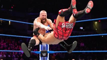 Акира Тозава срещу Майк Канелис: WWE 19.03.2019