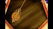 Тик-так, часовник - Английска детска песничка