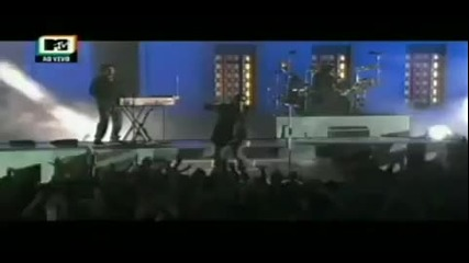 Linkin Park - The Catalyst - Live Mtv Vma 2010 - Amazing performance