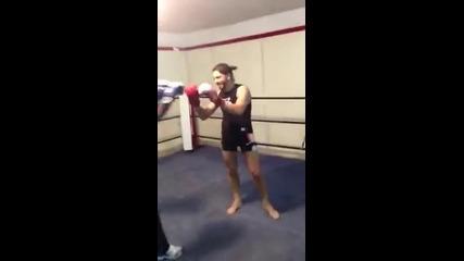 За истинския боксьор лимит на годините няма